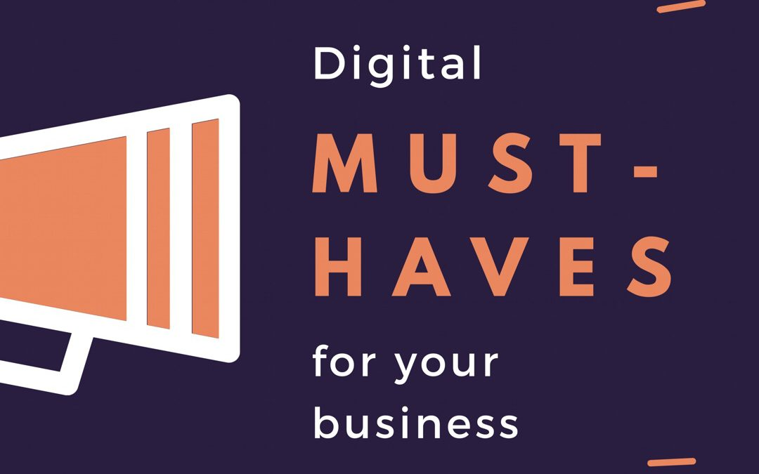 Checklist: 10 FREE Digital Must-Haves to Build Your Brand or Business